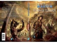 Audiolibro Festín de Cuervos 16: Canción de Hielo y Fuego (Voz humana)