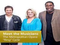 """Meet the Musician: The Metropolitan Opera's New """"Ring"""" Cycle"""