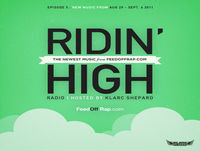 FeedOffRap.com Presents Ridin' High Radio Hosted by DJ Klarc Shepard [Episode 5]