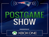 Joe Thuney on Postgame Show 9/27