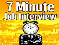 7 Minute Job Interview Podcast - Job Interview Tip