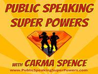 Public Speaking Super Powers Podcast, Episode 75: Stefania Lucchetti