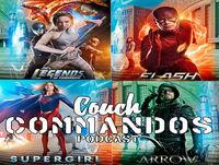 EP 110 #DCTV #DCUDoomPatrol #DoomPatrol #Supergirl #Arrow #TheFlash The best Comicbook #CapeTV Podcast online