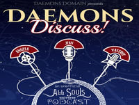 Daemons Discuss! Discussing the All Souls Trilogy