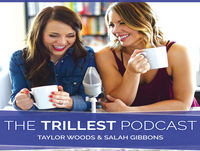 A SURPRISE, Reassessing Workouts & KonMari'n Our Life: Episode #105: The Trillest Podcast