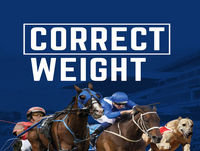 Tony McEvoy - Correct Weight 14/1