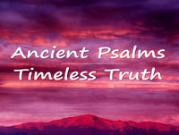 """Majestic and Mindful"", Psalm 8 by Dr. Chris Moore"