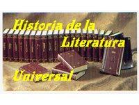 Historia de la literatura universal 24