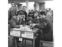 pioneros del ajedrez, entrevista al equipo Aragones campeón .
