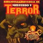 Biblioteca Universal de Misterio y Terror | Ficciones sonoras