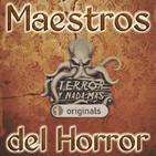 Maestros del Horror - Terror y Nada Más (Ficción sonora - Audiolibros)