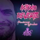 Antonio Reverte Lucena - Ficciones sonoras y audiolibros originales | Terror y Nada Más
