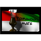 TOMANDO MATE