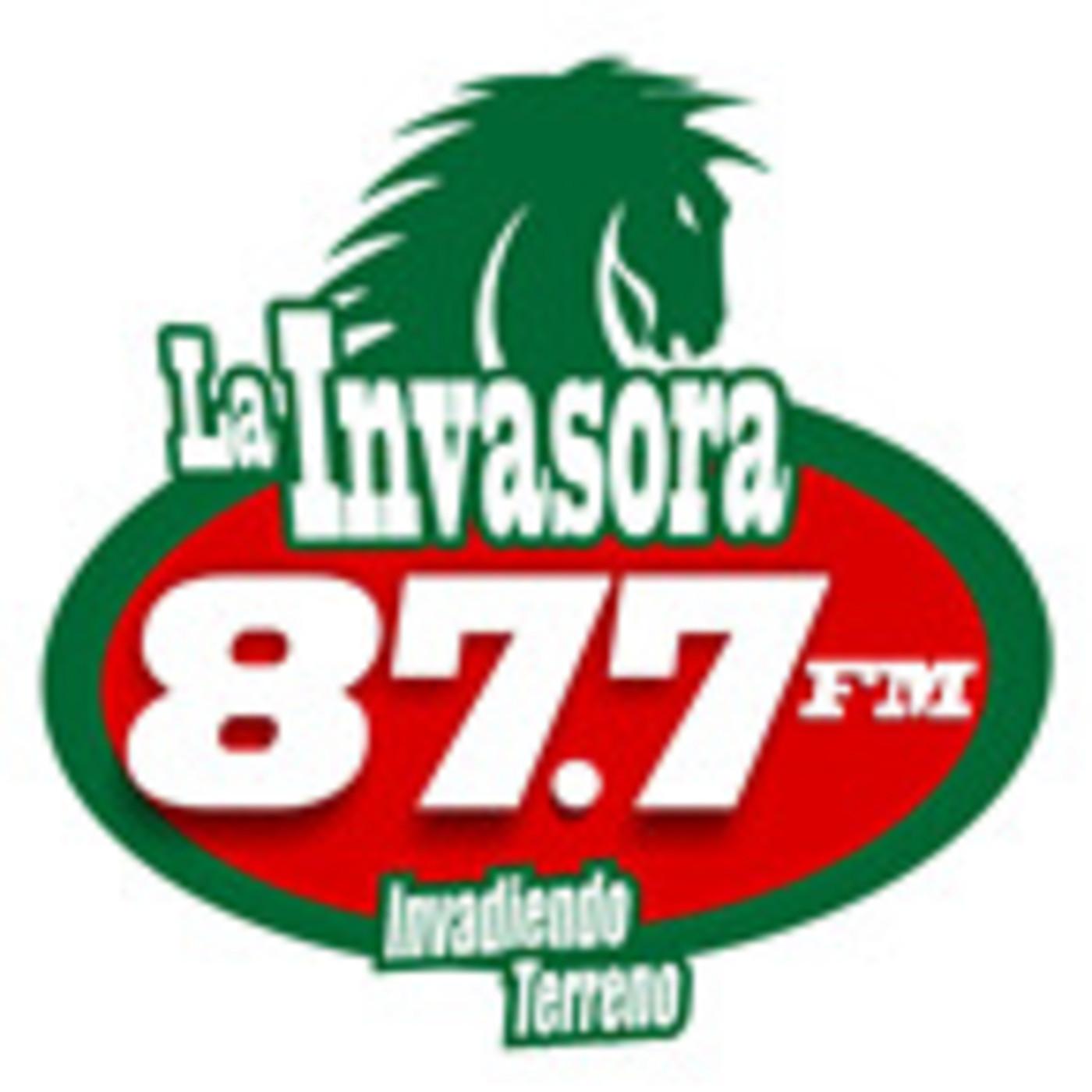 La Invasora 87.7 FM