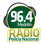Radio Policia Nacional 96.4 F.M. Medellin