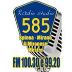 Radio Studio 585