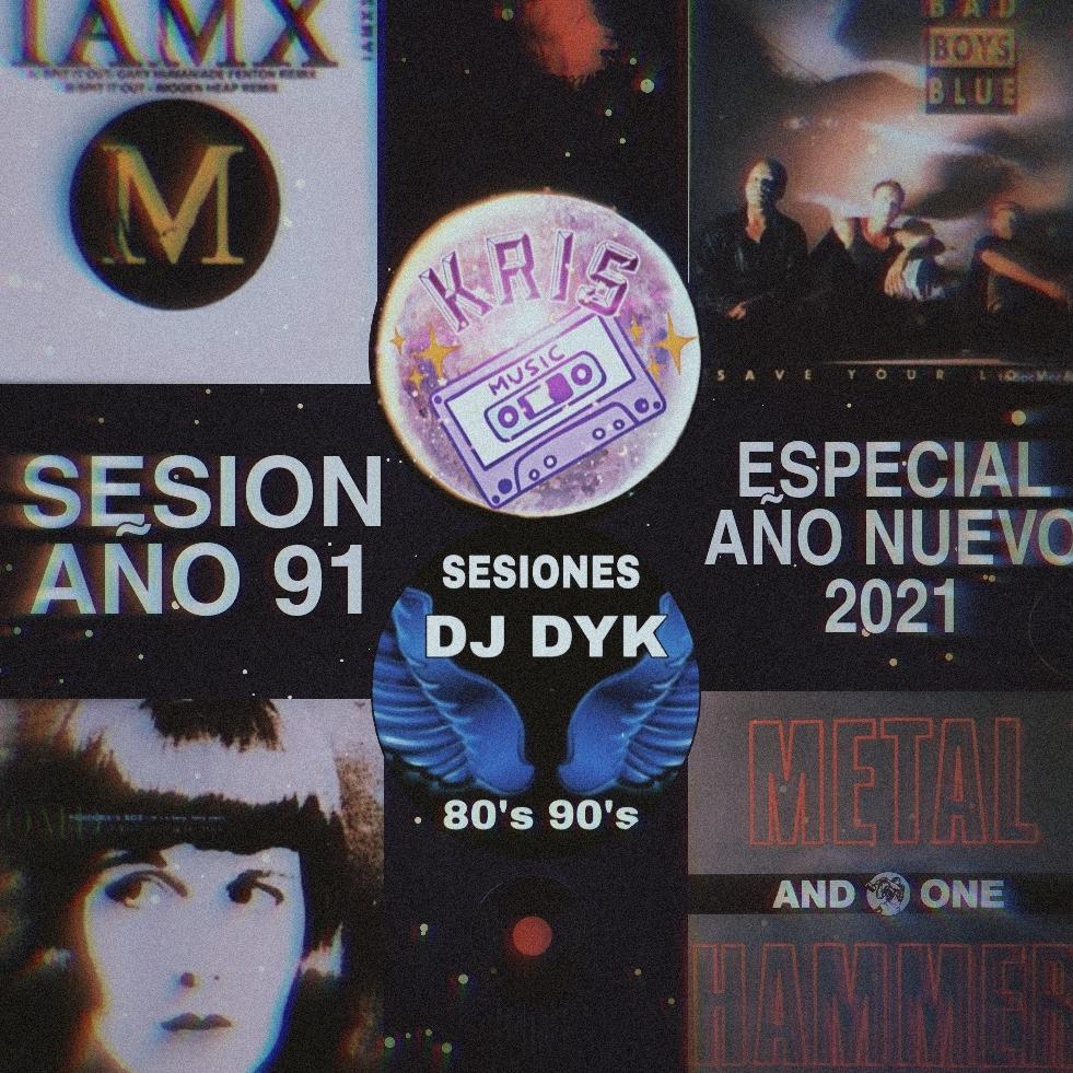 dj dyk -kris collection music