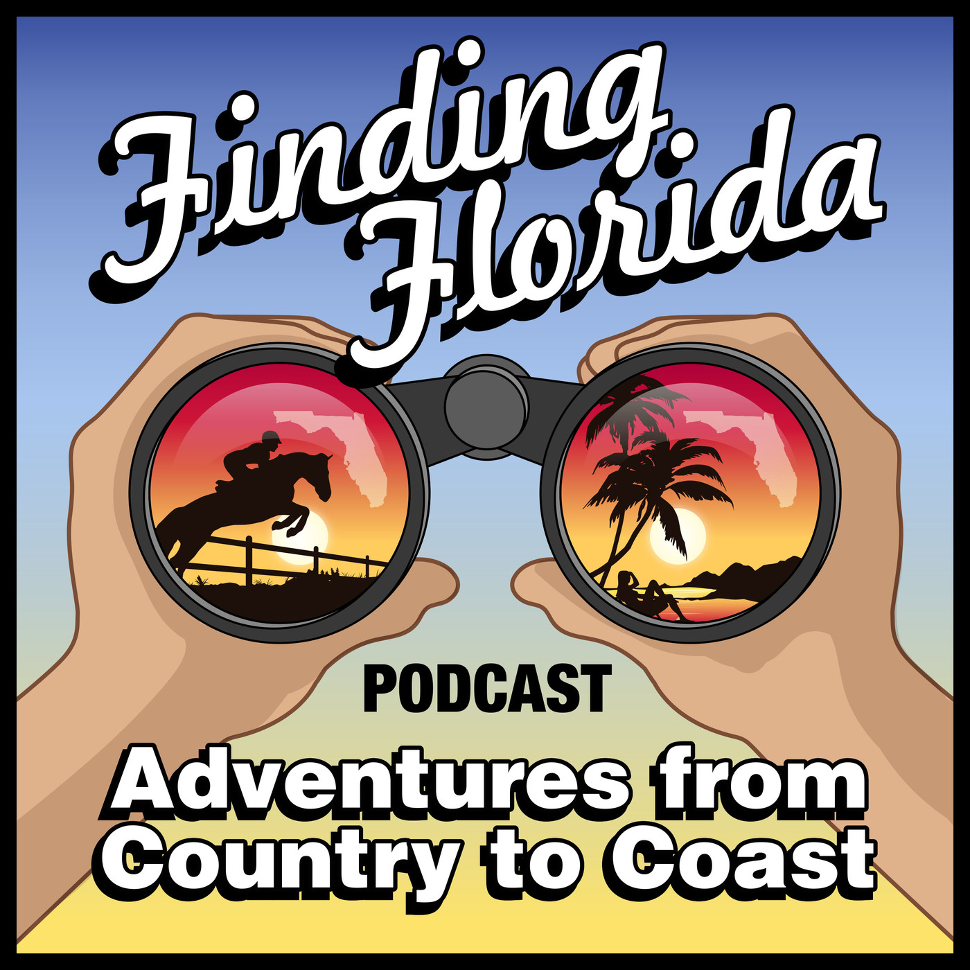 Finding Florida Podcast - Adve