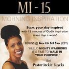 MI-15 Inspiration w/Pastor Jac