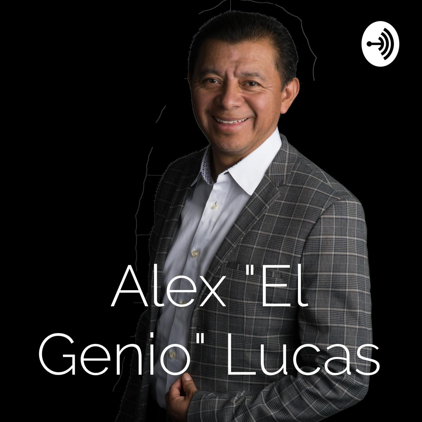 """Alex """"El Genio"""" Luca"""