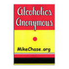 MikeChase's AA Big Book Thumpe