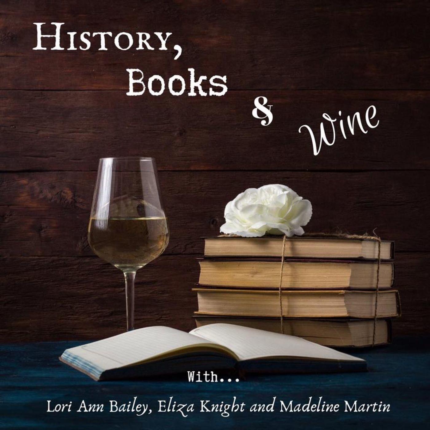 History, Books & Wine Podc