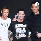 Messi Ronaldo Neymar and the G