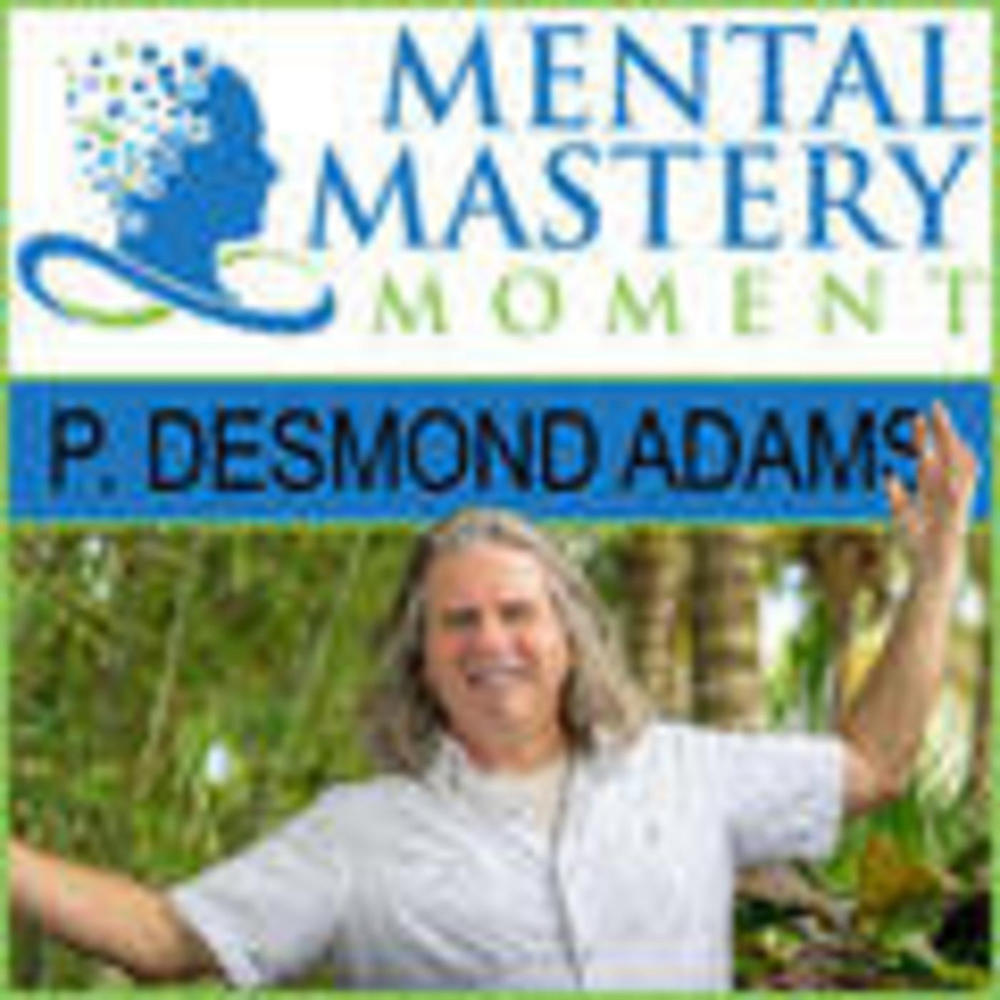 P. Desmond Adams | Personal De