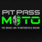 Pit Pass Moto Motorcycle Racin