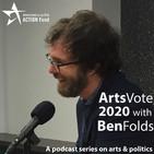 ArtsVote 2020 Podcast Series w