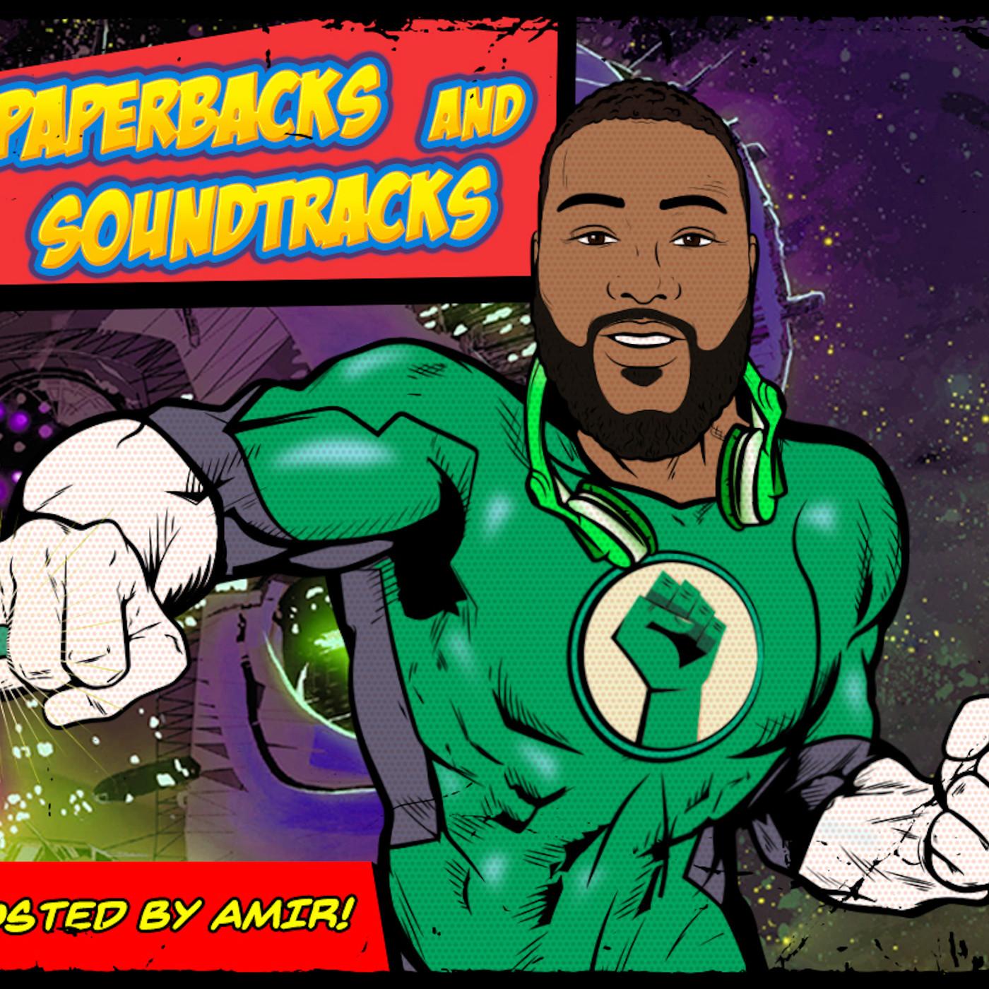 Paperbacks and Soundtracks Sho