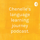 Chenelle's language learning j
