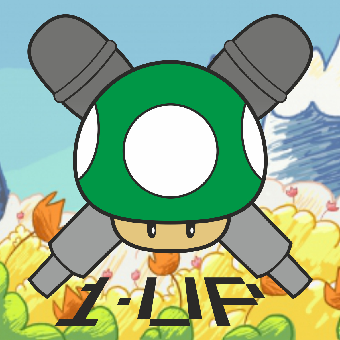 1UP Radio Team