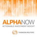Thomson Reuters Alpha Now