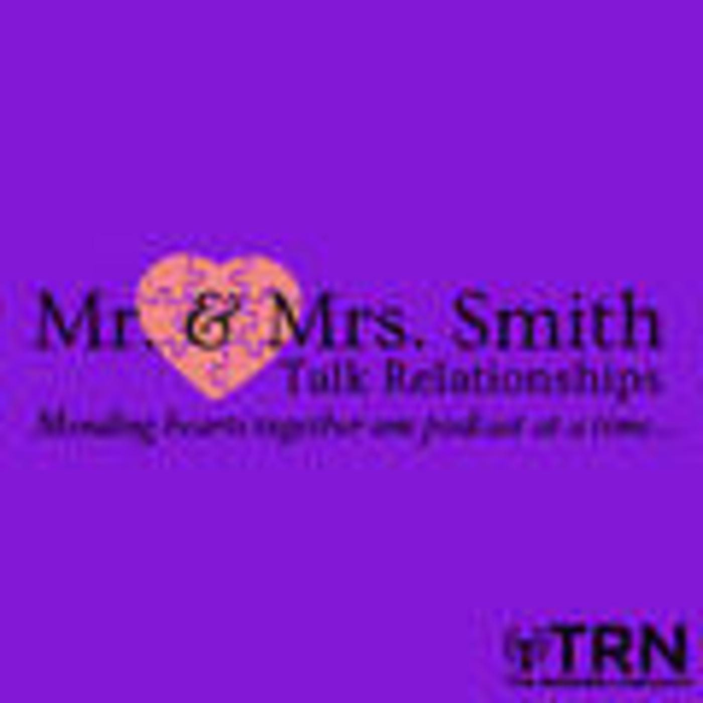 Mr. & Mrs. Smith Talk Rela