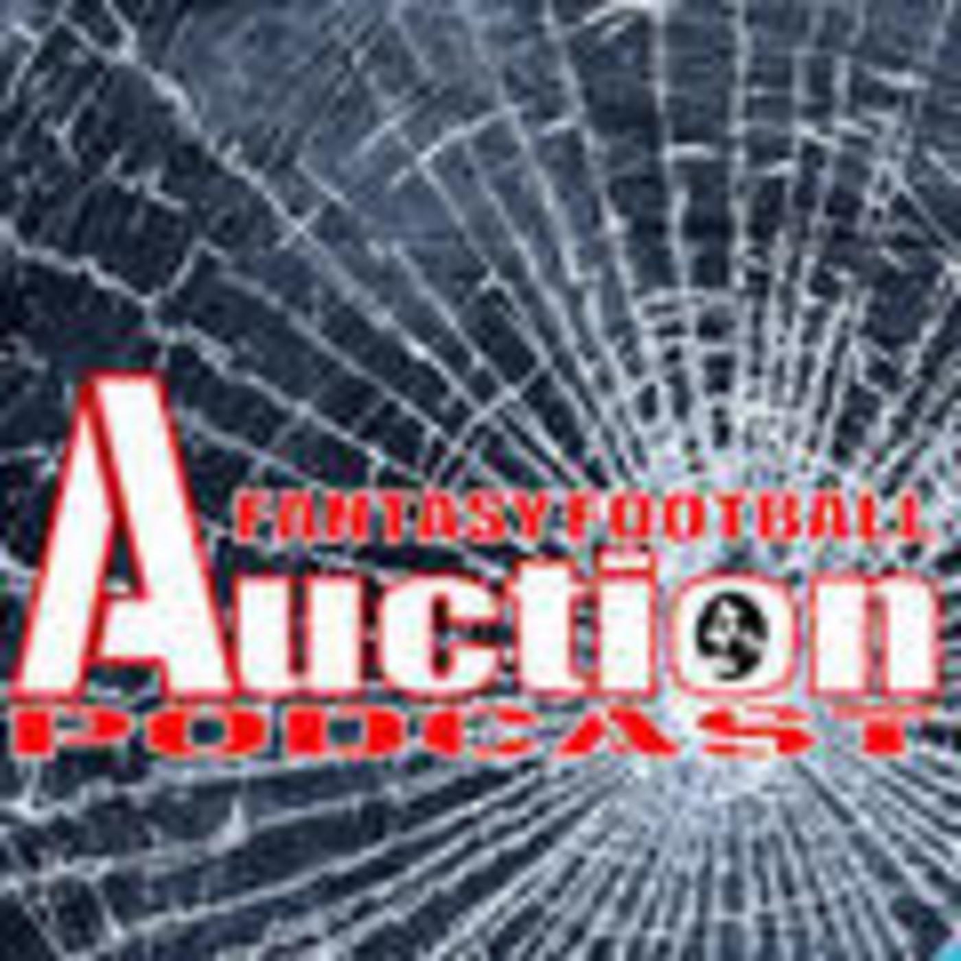 Fantasy Football Auctioneer: F