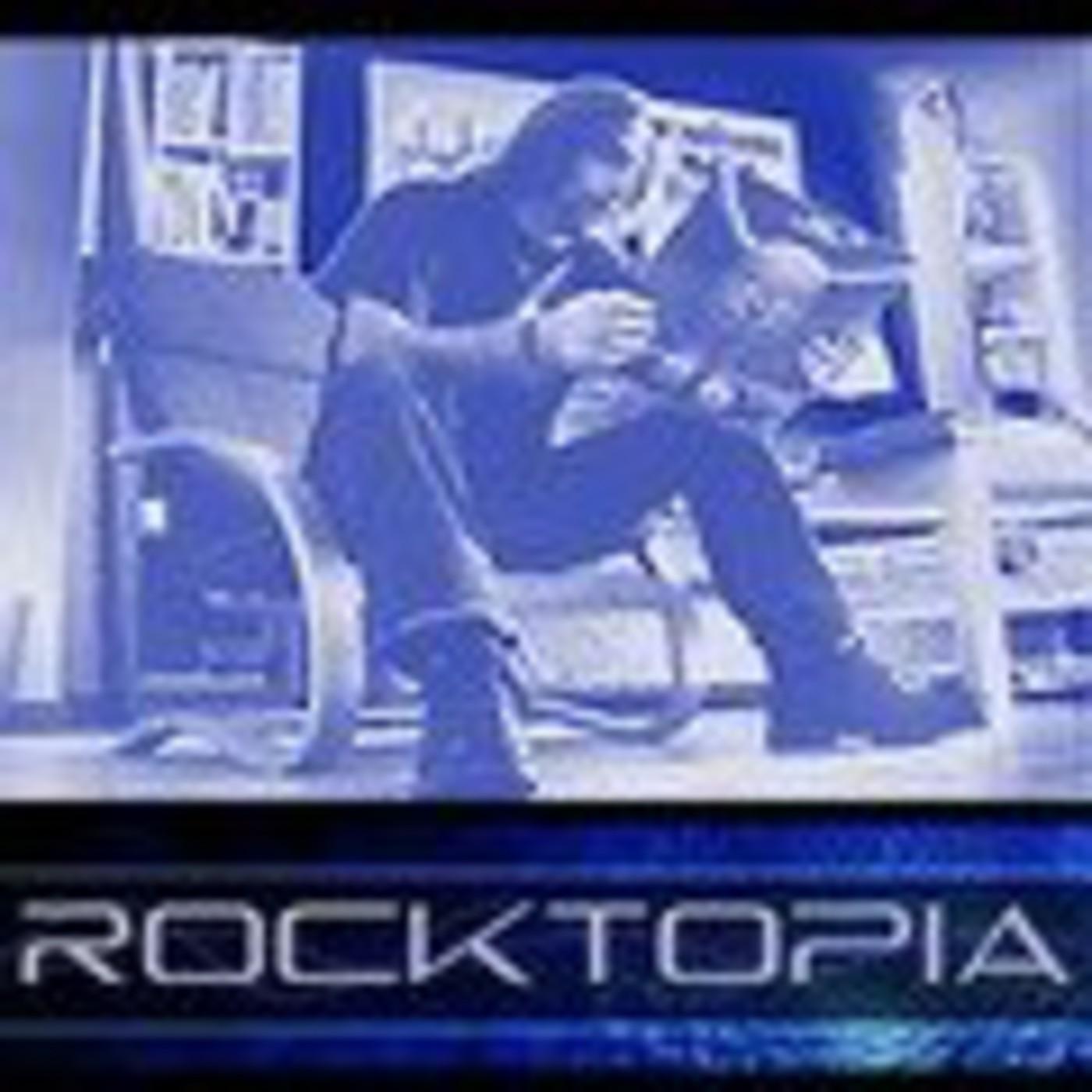 ROCKTOPIA - Rafa Llo