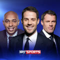 The Sky Sports Football Podcas