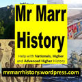 Mr Marr Higher History