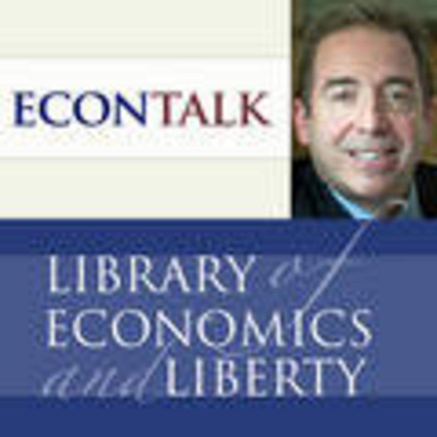 EconTalk: Russ Roberts, Librar