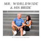 Mr. Worldwide and His Bride: L