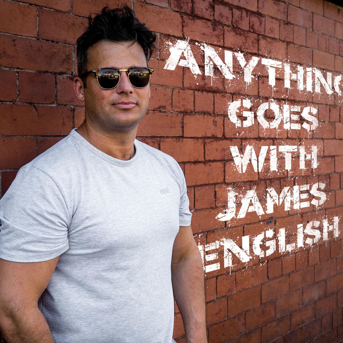 James English Anything Goes Po