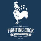The Fighting Cock team