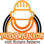 Richard Matharoo with real lif